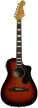 Fender Malibu SCE - 3-Tone Sunburst