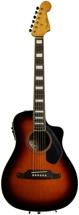 Fender Malibu SCE V2 - Sunburst V2