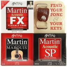 Martin LTD Martin Sample String Pack