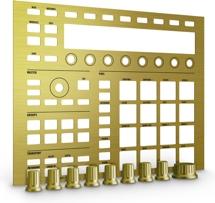 Native Instruments Maschine Custom Kit - Solid Gold