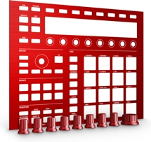 Native Instruments Maschine Custom Kit - Dragon Red