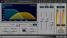 Waves MaxxBass Plug-in