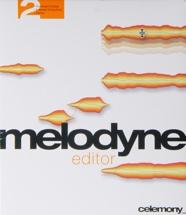 Celemony Melodyne Editor 2 Upgrade - from Melodyne Essential