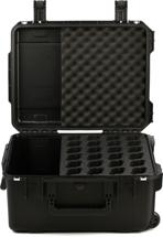 SKB iSeries Waterproof Mic Case - Holds 24 Mics w/Storage