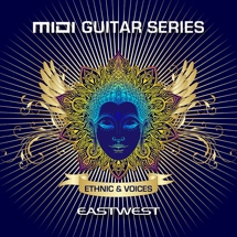 EastWest Midi Guitar Series Volume 2 Ethnic and Voices