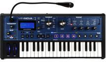 Novation MiniNova 37-Key Synthesizer with Vocoder
