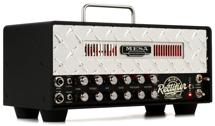 Mesa/Boogie Mini Rectifier 25 - 25W Tube Head w/Silver Diamond Plate