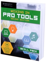 Thomson Course Technology Mixing in Pro Tools - Skill Pack, Second Edition