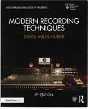 Focal Press Modern Recording Techniques - 8th Edition