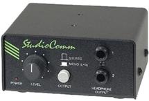 Studio Technologies Model 35 Talent Amplifier