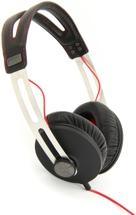 Sennheiser MOMENTUM Audiophile Headphones, Black - Closed