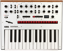 Korg monologue Analog Synthesizer - Silver