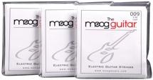 Moog Electric Guitar Strings 3-pack - Light .009-.046