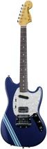 Fender Kurt Cobain Mustang - Lake Placid Blue with Stripe