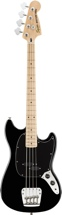 Squier Vintage Modified Mustang Bass - Black