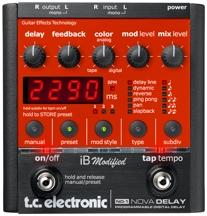 TC Electronic ND-1 Nova Delay - iB Modified