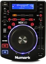 Numark NDX500 Media Player and Software Controller