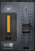 Waves NS1 Noise Suppressor Plug-in - Native