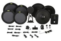 Nfuzd Audio NSPIRE Electronic Drumset - 5-piece Standard Full Pack