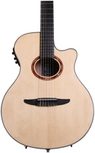 Yamaha NTX700 Nylon Acoustic Elexctric - Natural