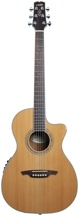 Wechter Guitars Nashville-tuned Special Elite Cutaway - Cedar C/A with Fishman PreSys+