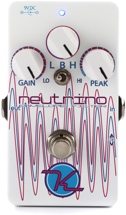 Keeley Neutrino Envelope Filter/Auto Wah Pedal