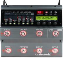 TC Electronic Nova System Analog Multi-effects Floor Processor