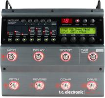 TC Electronic Nova System Analog Multi-effects Floor Processor