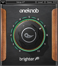 Waves OneKnob Brighter Plug-in