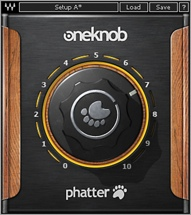 Waves OneKnob Phatter Plug-in