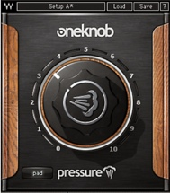 Waves OneKnob Pressure Plug-in