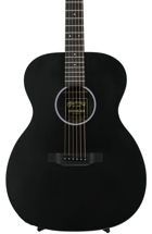 Martin OMXAE Left-handed - Black