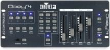 Chauvet DJ Obey 4 4-Ch DMX Lighting Controller