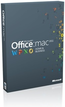 Microsoft Office for Mac - Home & Business - 1-License