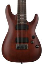 Schecter Omen-8 - Walnut Satin