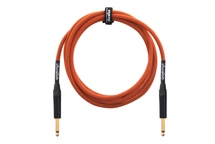 Orange Professional Cable - 10', Orange, Straight