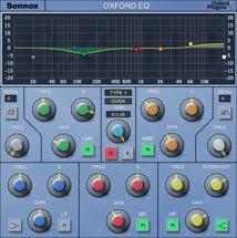 Sonnox Oxford EQ Plug-in - Native