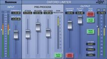 Sonnox Oxford Limiter Plug-in - HD-HDX