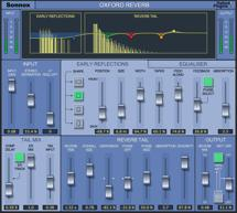 Sonnox Oxford Reverb Plug-in - HD-HDX