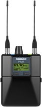 Shure P10R - G10 Band - 470-542Mhz