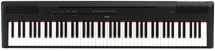 Yamaha P-115 Digital Piano - Black