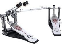 Pearl Eliminator Redline Double Bass Drum Pedal - Chain Drive, Left-handed