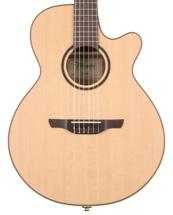 Takamine P3FCN NEX Nylon Acoustic/Electric w/Cutaway, Natural