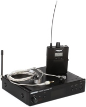 Shure P3TRA215CL Wireless In-ear Monitor System - H20 Band