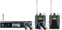 Shure PSM300 Pro Wireless Dual In-ear Monitor System - J13 Band