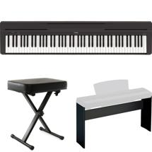 Yamaha P-45 Digital Piano with Stand and Bench