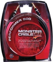 Monster Performer 500 Speaker Cable - 6'