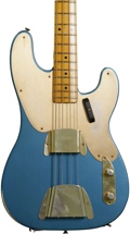 Fender Custom Shop 1951 Relic Precision Bass - Aged Lake Placid Blue