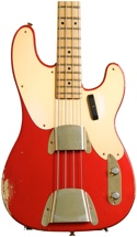 Fender Custom Shop 1951 Relic Precision Bass - Melon Candy