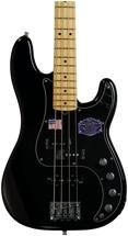 Fender American Deluxe Precision Bass - Black